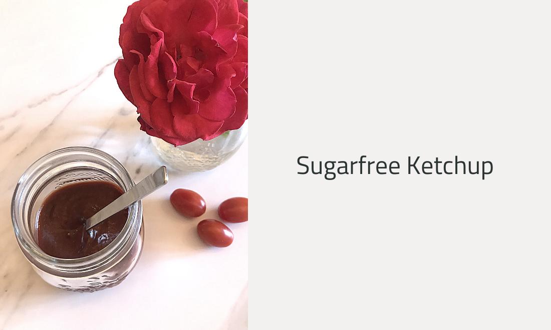 Sugarfree Ketchup