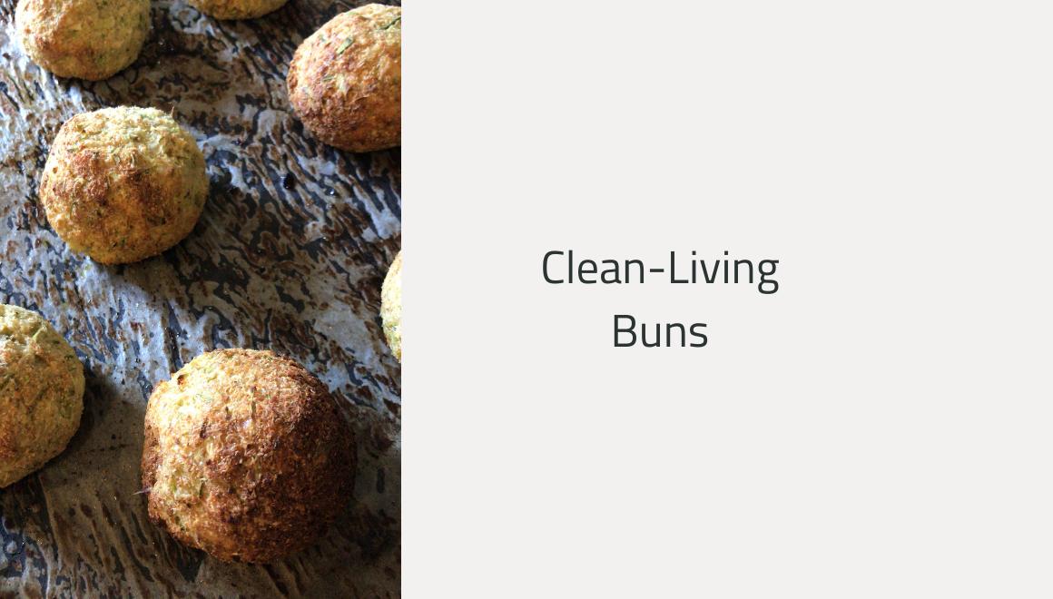 Clean-Living Buns